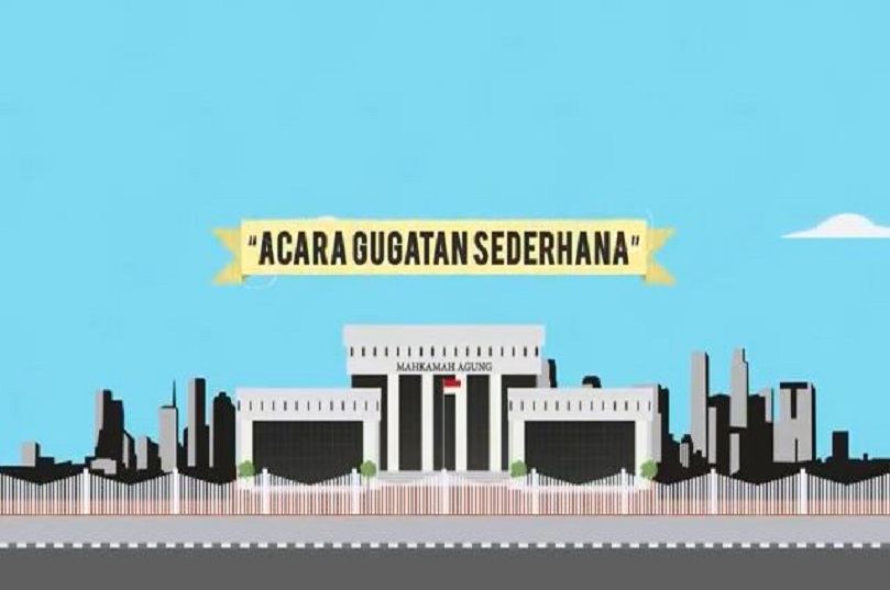 Informasi Video Gugatan Sederhana